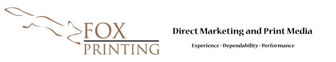 Fox Printing Logo
